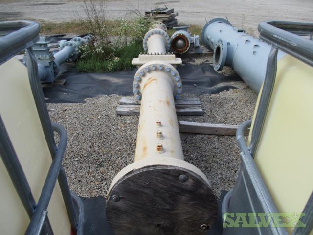 Meter Tubes 12 600# (2 Units)