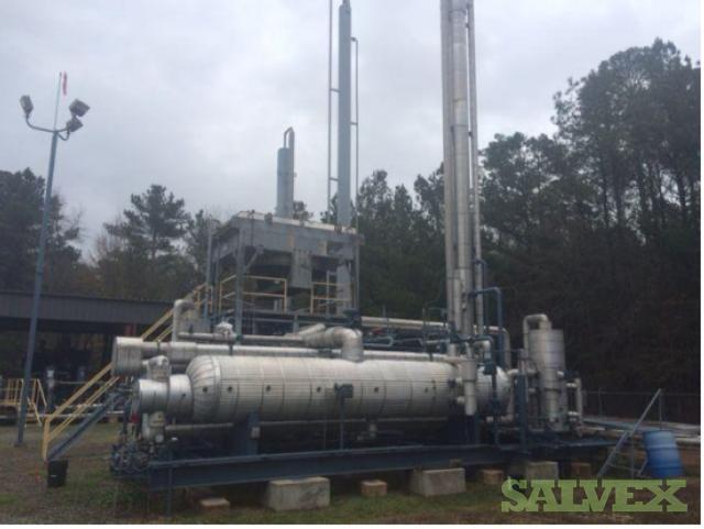 EVCO Fabrication Refrig Plant & Stabilizer