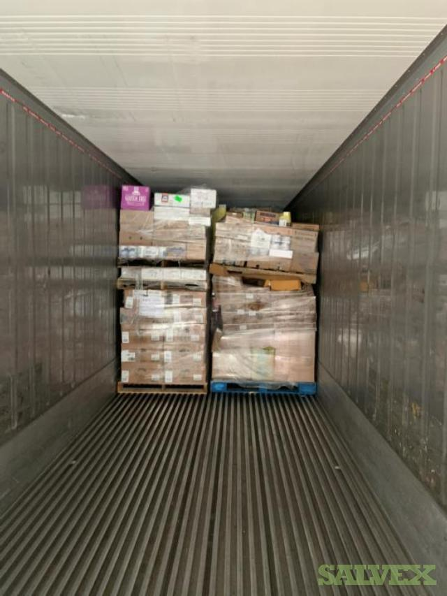 Refrigerated Meats and Groceries Products - Various Items (39 pallets)