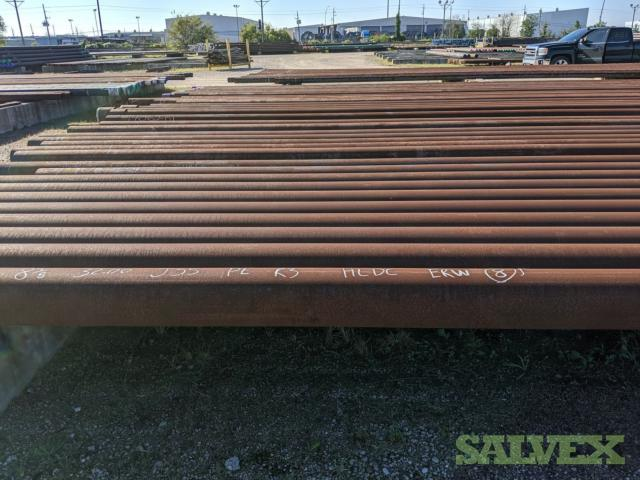 8 5/8 32# Reject Casing (12,613 Feet / 275 Metric Tons)
