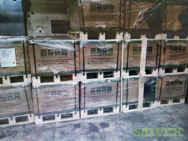 Xinyi PV Solar Glass (15,600 units)