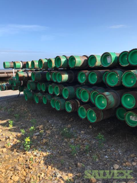 11 3/4 65# P110 41 Surplus Casing (12,710 Feet / 375 Metric Tons)