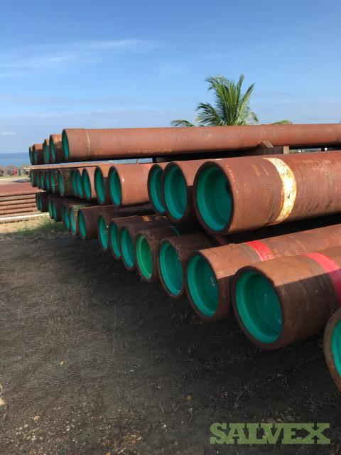 13 5/8'' 88.2# R3 Surplus Casing (6,200 Feet / 248 Metric Tons)