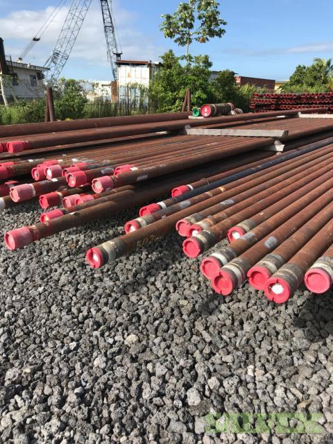 5 18# Surplus Casing (2,081 Feet / 17 Metric Tons)