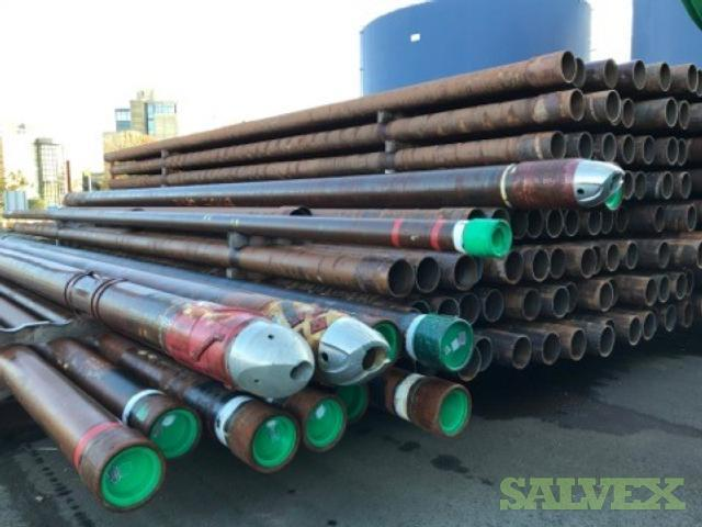 10 3/4- 13 5/8 Used Casing (15 Metric Tons)
