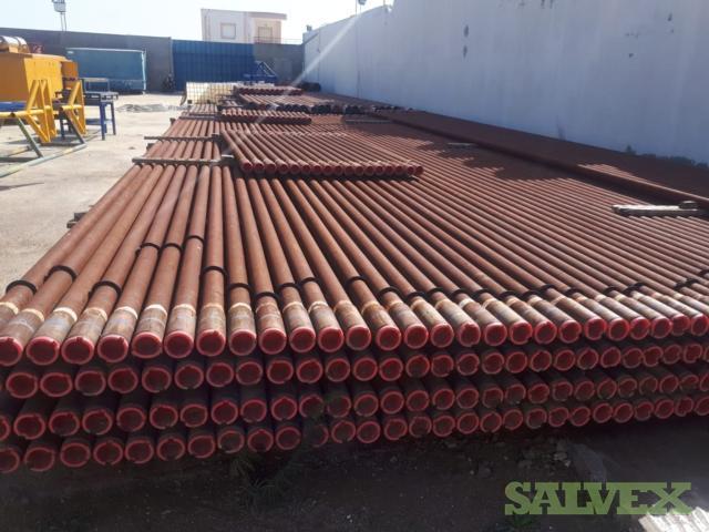 3 1/2 10.20# SM95 S New Vam R3 Surplus Tubing (8,560 Feet / 40 Metric Tons)
