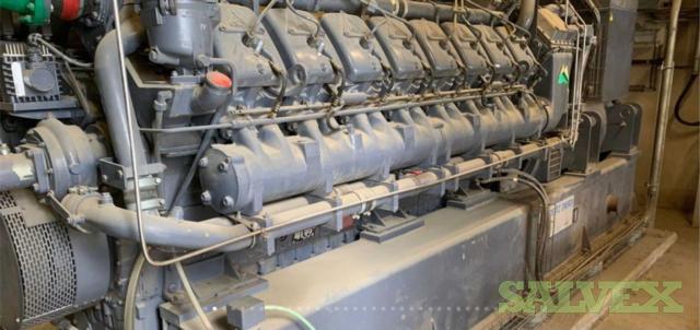 GE 400MW Gas Turbine Powertrain in Spain