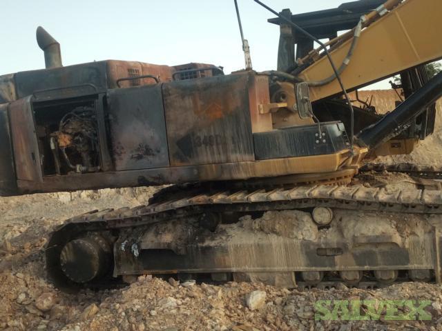 Caterpillar Excavator 330D2L