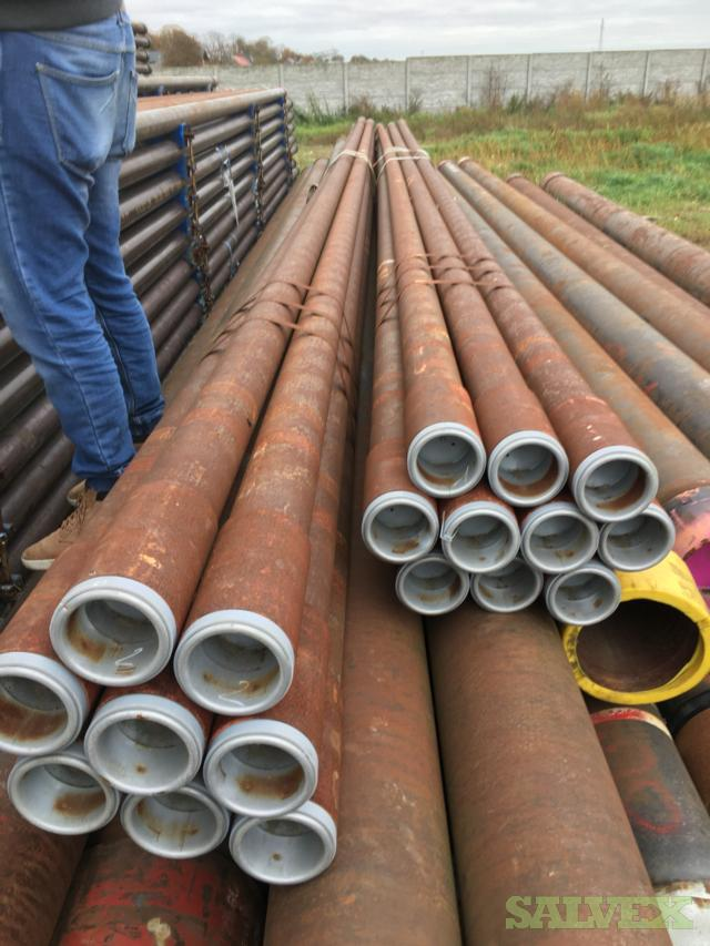 4 1/2 11.60# L80 BTC R3 Surplus Casing (734 Feet / 4 Metric Tons)