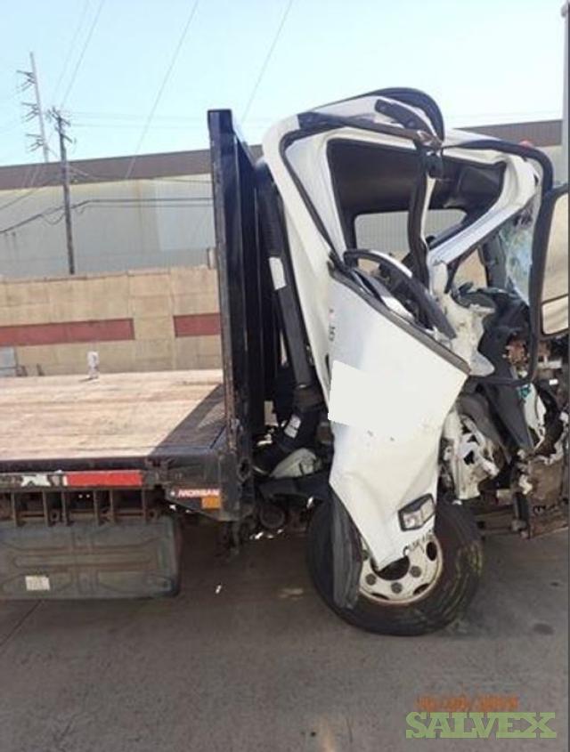 Isuzu NPR HD Flatbed Truck 2011 (1 Unit)