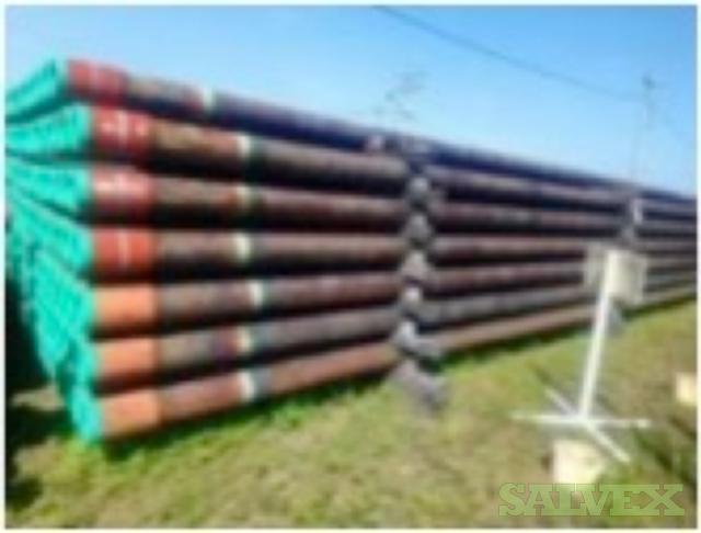 13 3/8 72# N80 BTC R3 Surplus Casing (11,526 Feet / 376 Metric Tons)