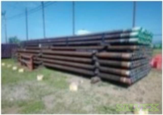 7 29# P110 BTC R3 Surplus Casing (7,272 Feet / 96 Metric Tons)