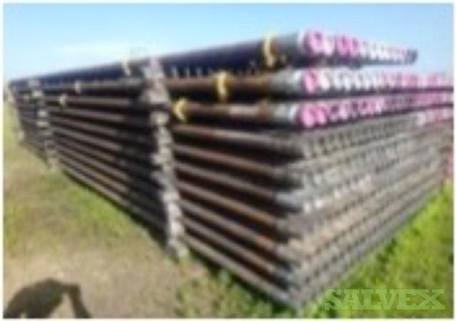 3 1/2 9.2# N80 R2 Structural Tubing (11,250 Feet / 47 Metric Tons)