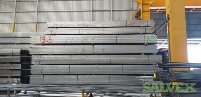 Pre-Galvanized Hollow Sections