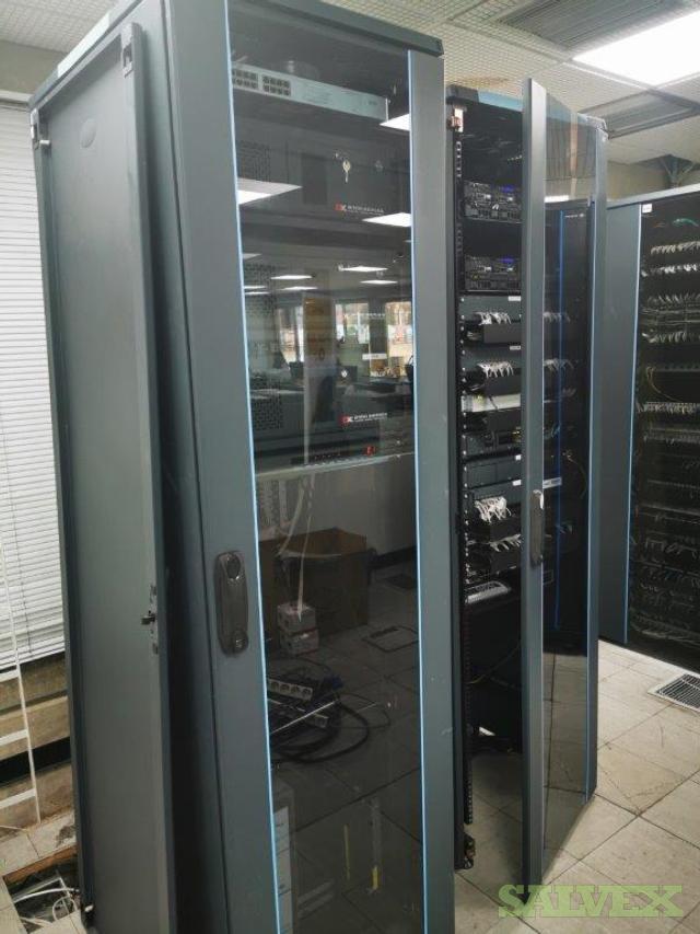 Server Cabinet (4 Units)