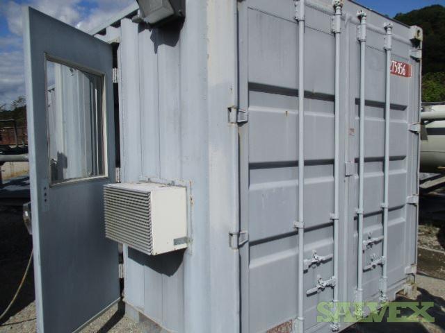 Leak Detection System Building (3 Units)