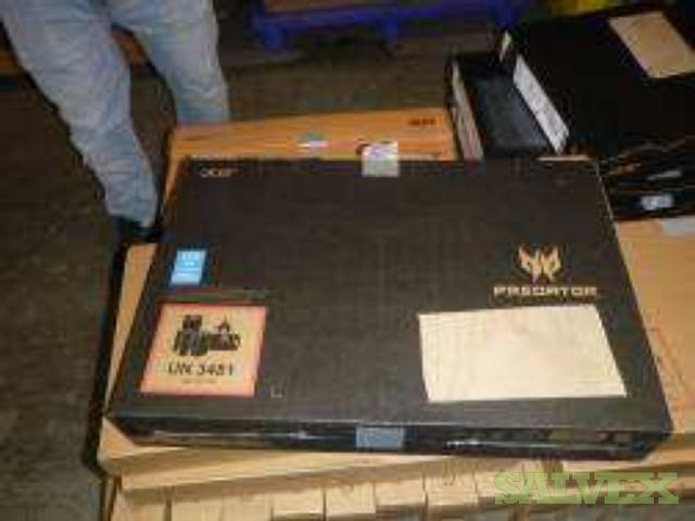 Water Damaged Multimedia Items Acer, Samsung, Lenovo, Panasonic Brands (Cell Phones/ TV/ Laptops/ Tablets)
