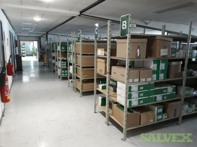 Schneider Electrics Sensors, Contactors, Keypads, Valves and Actuators - for Retail and Eco Buildings (35,488 Items)