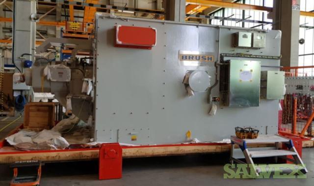 Brush BDAX 72-340ERJ AC Generators (Insurance Claim Sale)