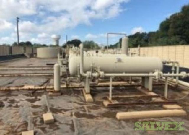Vertical Separator 24 X 10' 3 Phase - 1 Unit