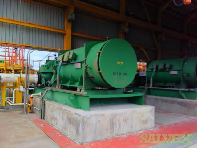 Export Loading Pumps - For Crude Oil & Condensate (5 units)