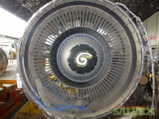 Aircraft Engine CFM56-3B2 with Parts (1 Unit)