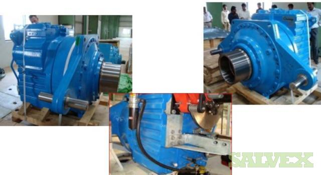 750 kW Wind Turbine Gearboxes Made by Winergy - Unused