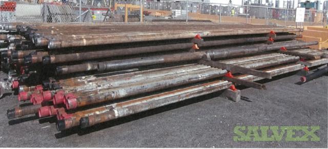 4 1/2 12.60# 13CR95 Vam Top R3 Surplus Tubing (6,800 Feet / 39 Metric Tons)