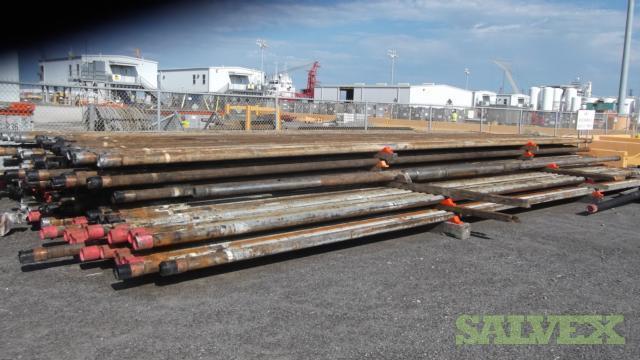 3 1/2 10.20# 13CR85 VAM ACE R2 Pulled Tubing (11,088 Feet / 51 Metric Tons)