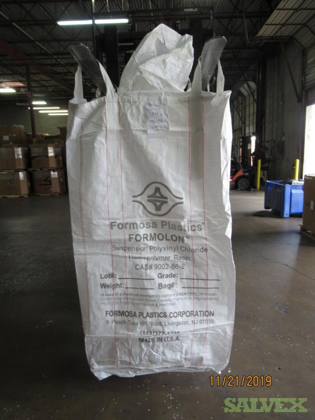 Polypropylene Super Sacks with Print - 5,230 Bags / 34,000/lbs in Texas