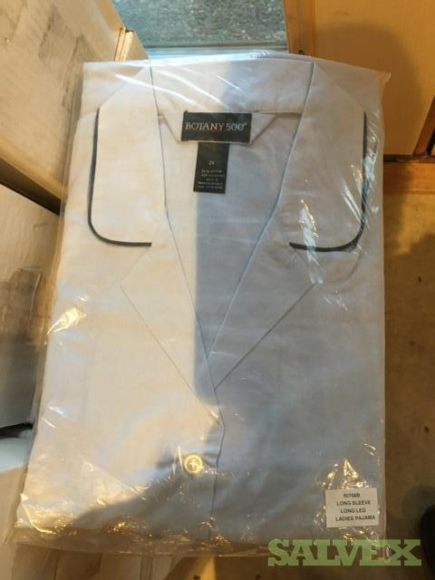 Assorted Mens and Womens Pajamas (For Healthcare or Correctional Institutions) and Russell Short Sleeve Sleep Shirts (14,335 Pieces) in Missouri