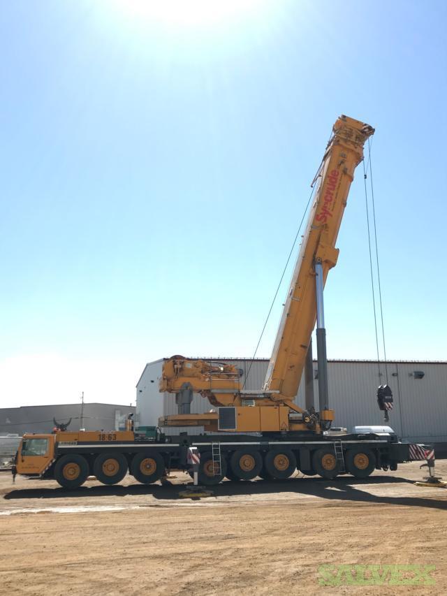 Liebherr Crane 2001 LTM1500