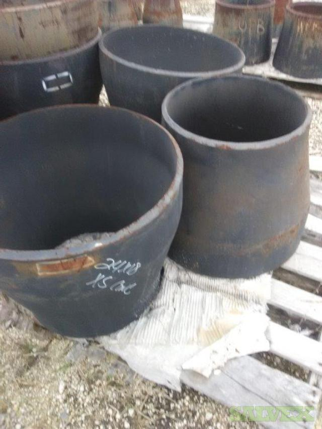 Concentric Weld Reducers, 24x18, Xheavy, Foreign Approved (10 Units) in   Louisiana