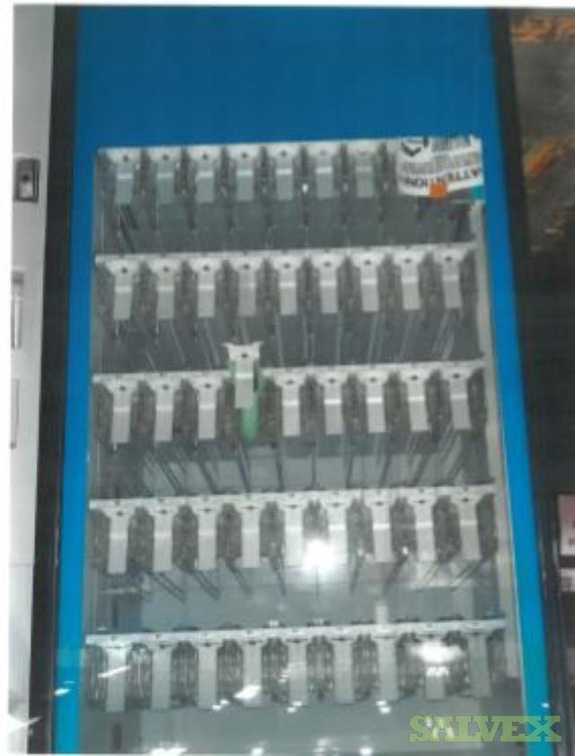 Crane Vending Machines (6 Units)