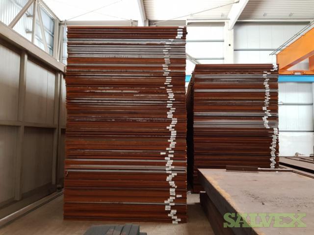 Steel Plate 50A-2W50/VL-EW36 (112.5 MT)