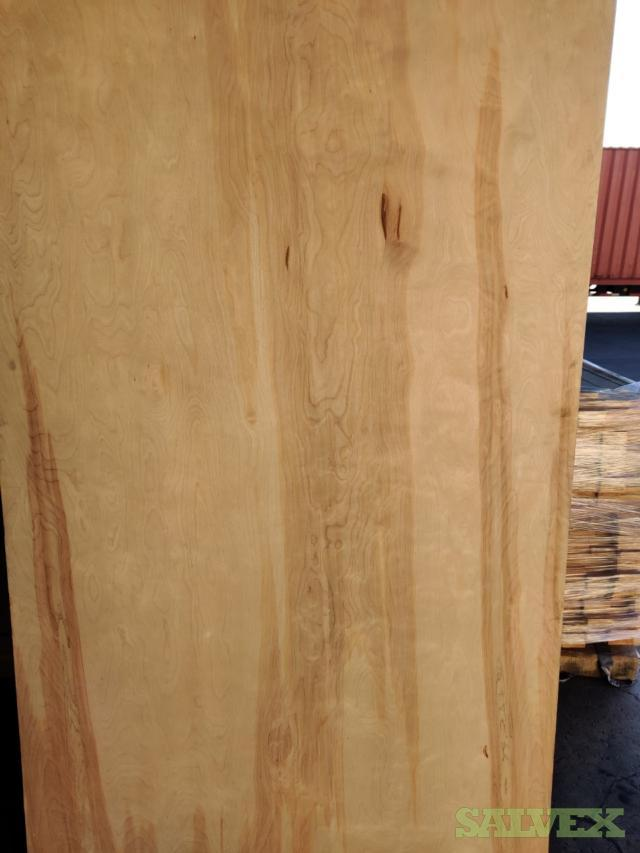 5.2mm 4'x8' C2 Natural Birch with MDF Core