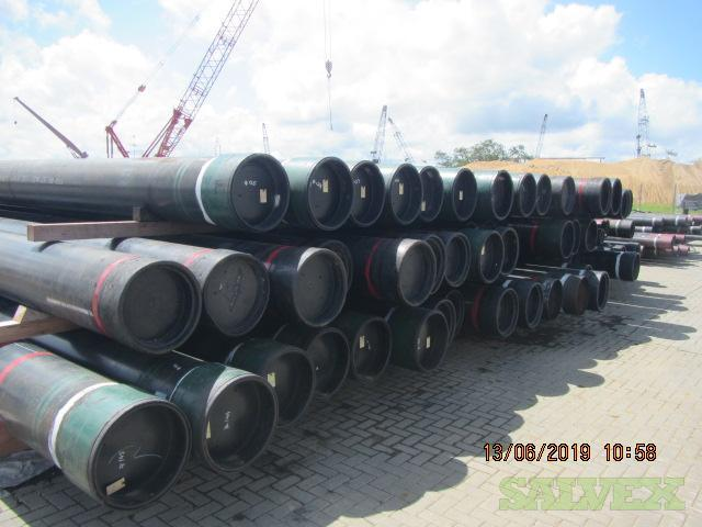 7- 18 5/8 BTC R3 Surplus Casing (271 Metric Tons)