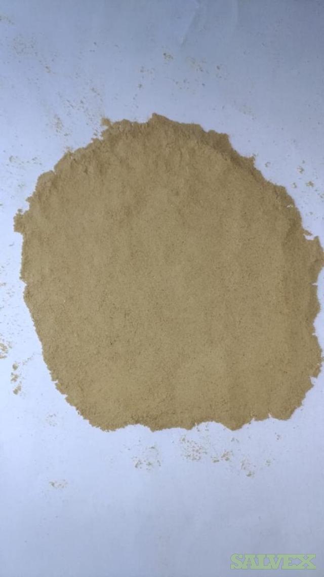 Ginger Ground, Steam Treated (50 MT)