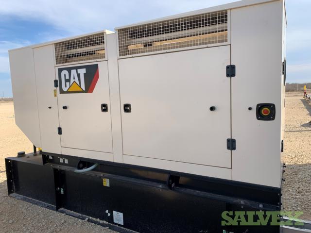 CAT Diesel Emergency Generator 250 kva / 200kw, 2018  (1 unit)