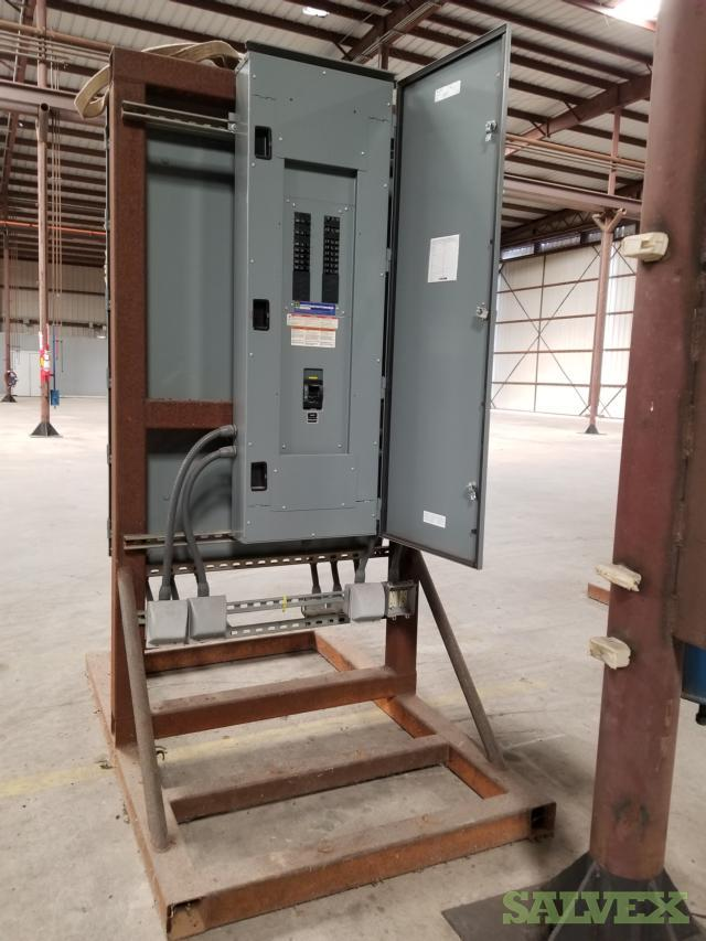 High Voltage Electrical Panel Assembly