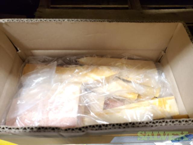 Frozen Albacore Tuna, Imitation Crab Shred and Norway Mackerel (1,440 cases)