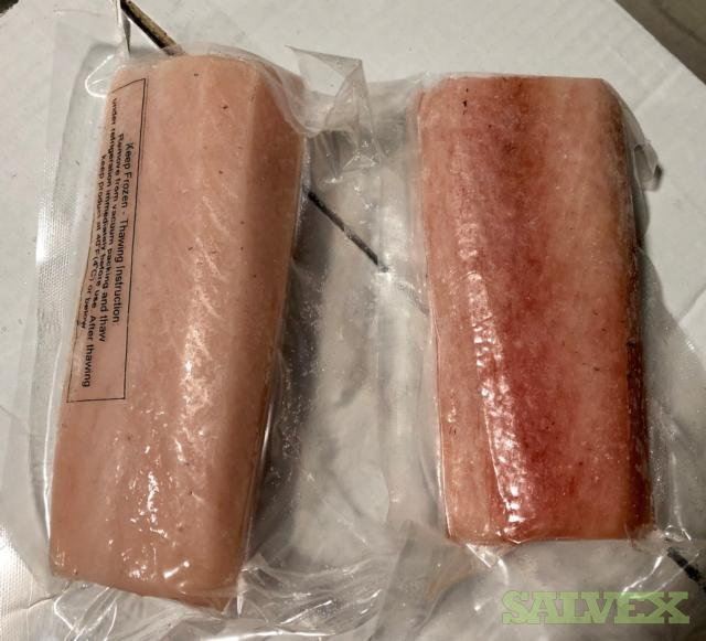 Mahi Mahi Portions, 8 oz (1,010 Lbs)