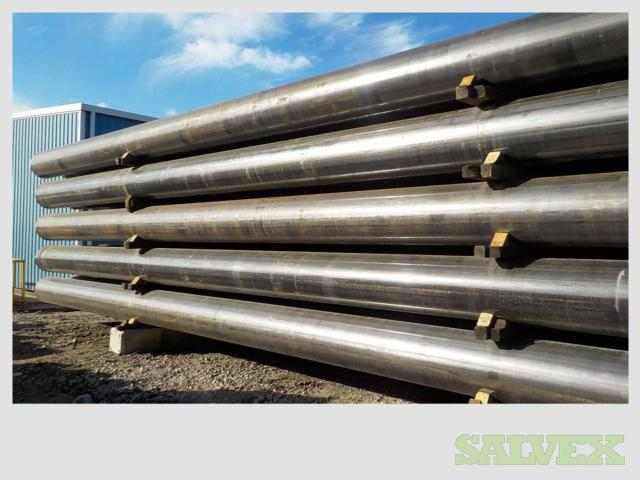 20 104.23# X52 ERW PSL 2 Surplus Line Pipe (84,000 Feet / 3,971 Metric Tons)