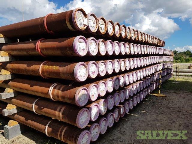 9 7/8 62.80# L80 VAM SLIJ2 R3 Surplus Casing (7,880 Feet / 224 Metric Tons)