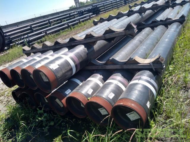 14 0.375WT BM-PSL2 LPE HFW Surplus Line Pipe (3,281 Feet / 81 Metric Tons)