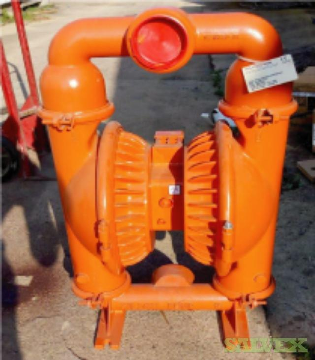 Wilden Pumps - Used with Petroleum/Oil Based Fluids (21 Units)