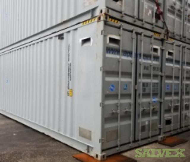 Diesel Fuel Storage 40' Container 16000 Gal, Automated and Non-Automated - 67 Units