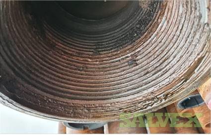 6 5/8 25.20# S-135 Surplus Drill Pipe (2,920 Feet / 33 Metric Tons)