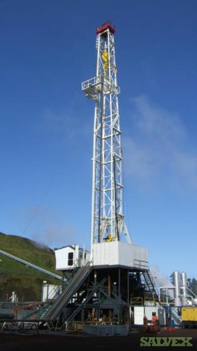 Jotunn Garder Denver 700E Drilling Rig  (1 Unit / 180 Metric Tons)