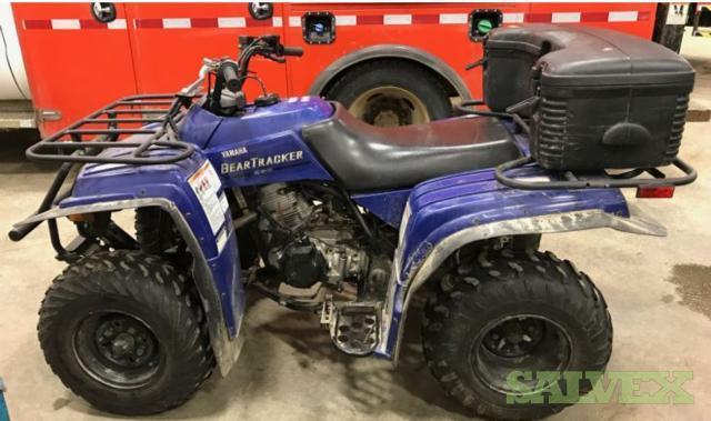 Yamaha YFM 250 Bear Tracker ATV 2004  in British Columbia, Canada